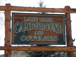 logo.JPG - Lake Park Campground and Cottages - Rapid City - rentals