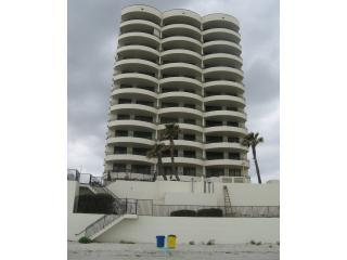 Beach View  10 Floor Right Corner - Daytona Beach Sand Dollar 2 Bdrm 2 Bath Condo - Daytona Beach - rentals