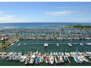 View - South - Ilikai Marina 1682 - Honolulu - rentals