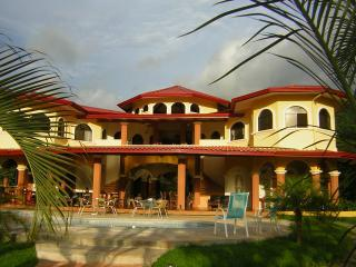 Villa Los Aires, the main house - Jungle Villa.  Waterfalls, Mountains and Toucans - Dominical - rentals