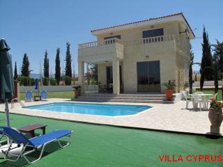 VILLA CYPRUS NEW - It is hard to imagine a better site than this. - Latchi - rentals