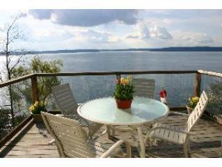 Magnificent views from every deck - Waterfront Home ~ 30 min to Seattle/Tacoma airport - Tacoma - rentals