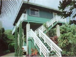 Full Picture of House on stilts - River Front Seclusion in Magical Moloaa-TVNC#4200 - Anahola - rentals