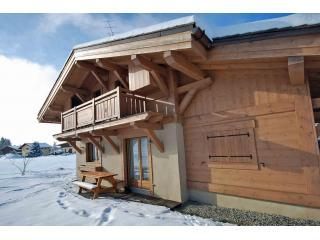 Chalet in the snow - Jardin Alpin - Gorgeous Ski Chalet, Megeve, France - Megève - rentals