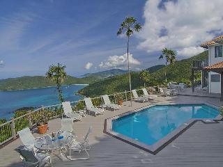 Cinnamon Bay Estate, 500 ft above Cinnamon Beach - Saint John vacation rentals