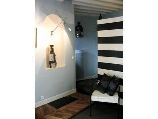 Foyer - Comfortable and Stylish Rental Under the Rooftops of Paris - Paris - rentals