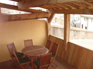 Carcassonne Cite Townhouse with roof terrace - Aude vacation rentals