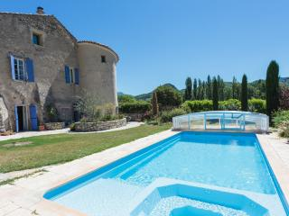 Chateau Colombier, Drome Provencale, France - Nyons vacation rentals