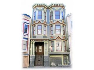 Haight Ashbury Victorian with free high speed wi-fi - San Francisco vacation rentals