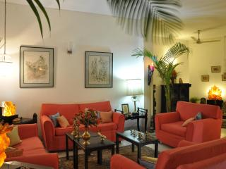 Comfortable,exquisite food,secure,5 star B&B - Gurgaon vacation rentals