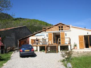 Set in Pyrenees with stunning mountain views - Aude vacation rentals