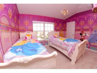 The Princess Ballroom Bedroom - Princess Ballroom - Kissimmee - rentals