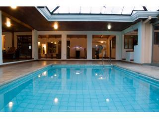 Swimming Pool - 4br Casa Peces Indoor Pool Close to Mall, Hospital - San Jose - rentals