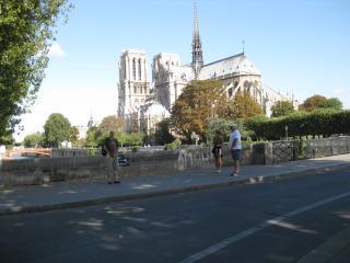 nearby Notre Dame - One Bedroom apartment on Ile Saint Louis, - Paris - rentals