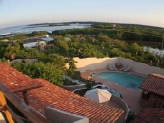 Check out the views from the rooftop deck - GALAPAGOS SHANGRI-LA  W/ POOL  2 CASA'S 2 OPTIONS - Puerto Ayora - rentals