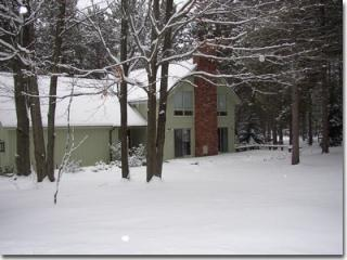 The Tamarack at Crystal Mountain - ski/golf - 4 bd - Thompsonville vacation rentals