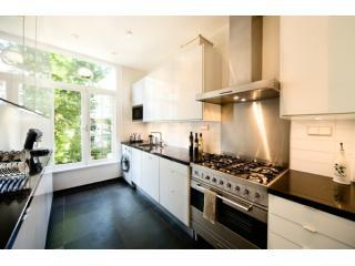 Kitchen - Amsterdam Fashion & Museum District Apartment - Amsterdam - rentals