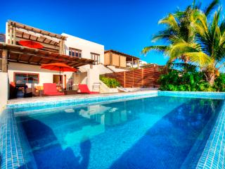 Penthouse on beach...  Private Pool, Luxury Resort - Punta de Mita vacation rentals