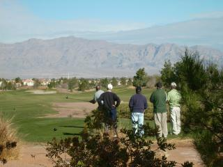 Golf course view - Las Vegas Golf Course Pools Gated from $89 - HULU+ - Las Vegas - rentals