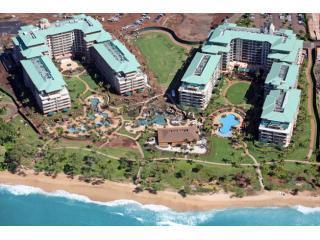 Honua Kai Resort from Ocean - Honua Kai-Large New 2BR/2BA Corner Unit-OceanViews - Lahaina - rentals