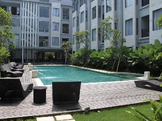 LUXURY ONE BEDROOM APARTMENT IN UMALAS RESIDENCE - Seminyak vacation rentals