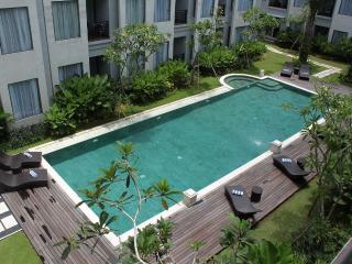 STUNNING ONE BEDROOM APARTMENT IN UMALAS RESIDENCE - Kuta vacation rentals