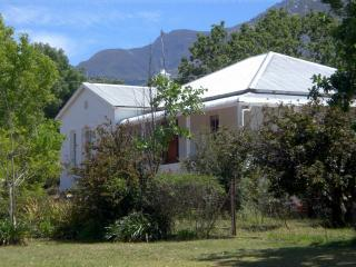 IMPANGELE Cottage - Swellendam vacation rentals