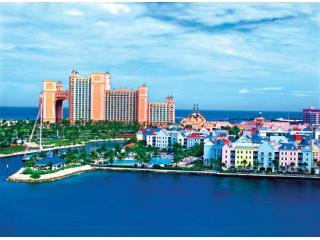 Atlantis Harborside 1,2, or 3BR  (11/4/17 to 11/11/17) Top Floor Waterfront! - Paradise Island vacation rentals