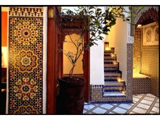 riad9:  Centrally Located, Chic + Intimate - Fes vacation rentals