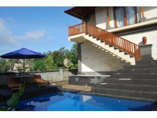 Studio with Private Pool + Rice Field Panoramas - Ubud vacation rentals