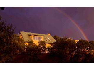 casita rainbow - Cozy Mountain Casita avail for Indian Market! - Santa Fe - rentals