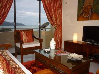 Modern Cozy Condo fully Sea View Batu Ferringhi - Batu Ferringhi vacation rentals