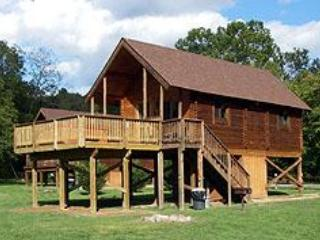 Special rates for Jan 27 weekend!  Midweek Specials too-Log River cabin, Luray - Luray vacation rentals