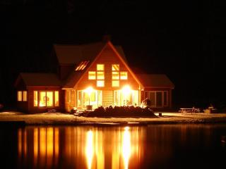Fall/ Winter- Spectacular Setting-Family- Ski Sled Hike Fish Relax - Stockbridge vacation rentals