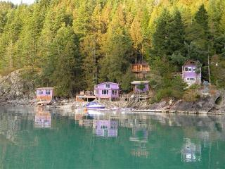 Waterfront Cabins Harrison Hot Springs BC Canada - Harrison Hot Springs vacation rentals