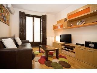 LIVING AREA - A REAL HOME FROM HOME-CENTRE- INSTANT CONFIRMATION - Madrid - rentals