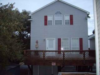 Exterior View of 4 BR Oceanview Beach House - 4 BR Beach House in Oceanfront Family Resort - Myrtle Beach - rentals