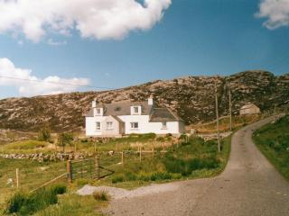 Harris Holiday Home -Glen Carragrich - The Hebrides vacation rentals