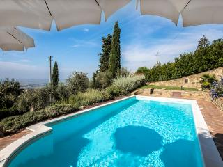 Villa Cristina - walking distance with pool - Cortona vacation rentals