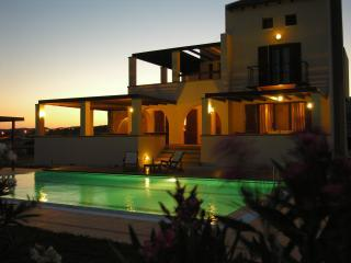 A spacious, tastefully designed, modern villa - Haraki vacation rentals