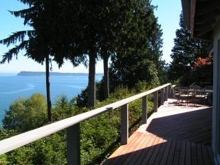 Highbank Waterfront Home Magnificent Mt.Water View - Port Ludlow vacation rentals