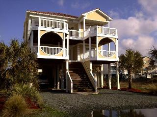5BR OceanView - heated pool, game room & bikes!! - Ocean Isle Beach vacation rentals