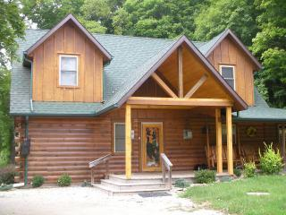 Beautiful Log Cabin - Freetown vacation rentals