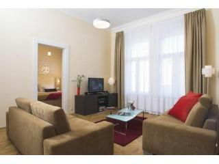 Living room preview - Karolina Royal 2bedroom apartment, OldTown beauty - Prague - rentals