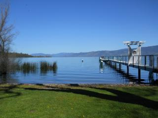 2-Gorgeous 1bd/1ba Cottages Lakefront on Soda Bay - Lake County vacation rentals