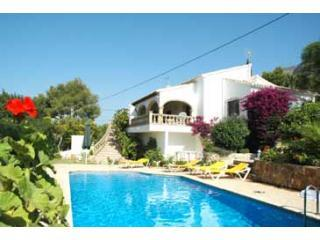 Villa Mimosa Jávea, big pool, aircon, wifi, UK TV - Javea vacation rentals