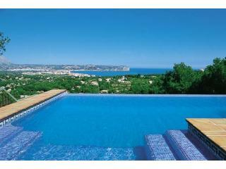 Pool with a view! - Villa Trencal Jávea, aircon, pool, fantastic view - Javea - rentals