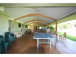 Lanai - Six Bedrooms on three acres modern fully equipped - Kilauea - rentals
