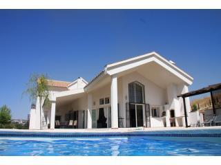 Casa Sonana from the pool - No. 1 TripAdvisor & Flipkey Luxury Villa in Rural Andalucía - Ronda - rentals