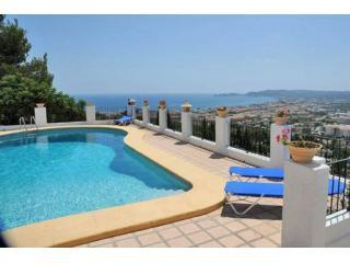 Villa Brizay 5 bed, 5 bath, pool, stunning views - Javea vacation rentals